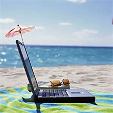 Computer vakantie