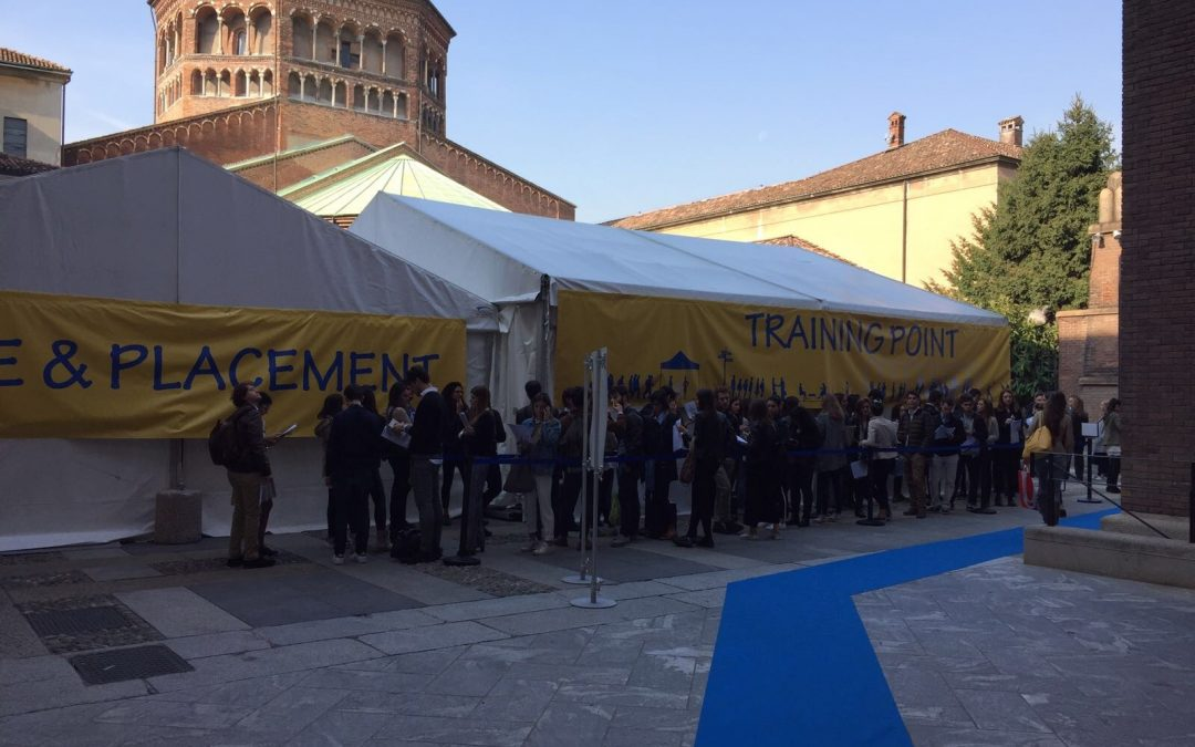 Fairplace @ Career Day Cattolica 2017