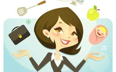 Mamme lavoratrici: le nuove acrobati del mercato del lavoro